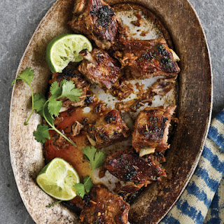 Vietnamese Spareribs With Chile