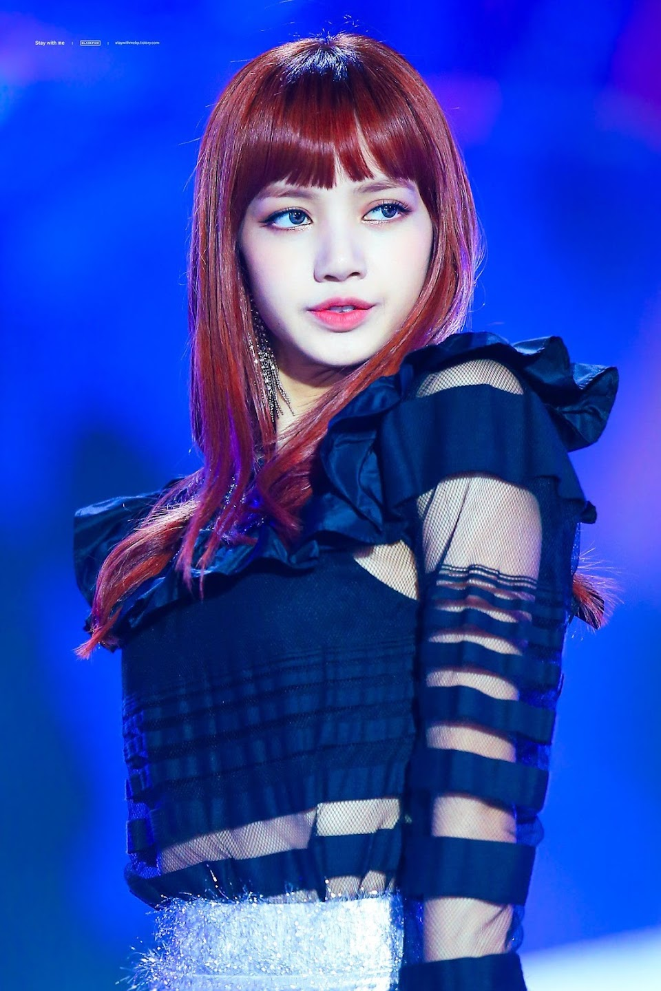 lisa red hair