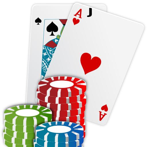 21點算牌策略模擬器 紙牌 App LOGO-硬是要APP