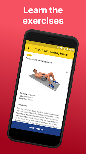 Abs Workout - Daily Fitness for PC