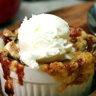 Caramel Apple Dump Cakes
