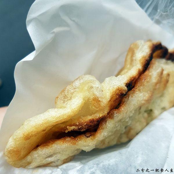 黃記手作海邊蔥油餅