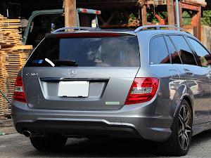 Cクラス ステーションワゴン W204 父の車ですがのカスタム事例画像 謎の犬さんの2018年08月16日18:43の投稿
