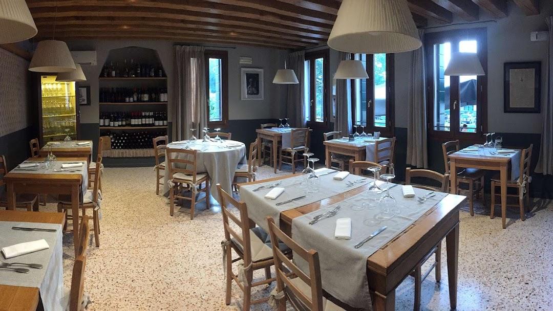 Ristorante Terrazza San Tomaso Cucina Di Pesce A Treviso