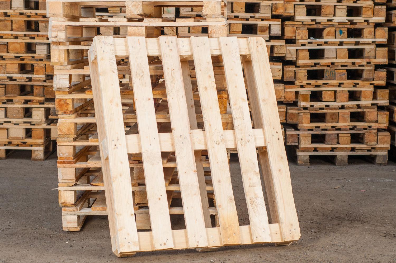 Как открыть бизнес по производству деревянных паллет?
