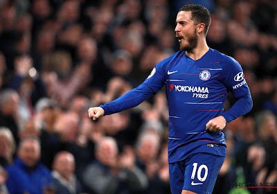 """Was dit de laatste match van Eden Hazard voor Chelsea? """"Ik denk dat dit mijn afscheid was"""""""