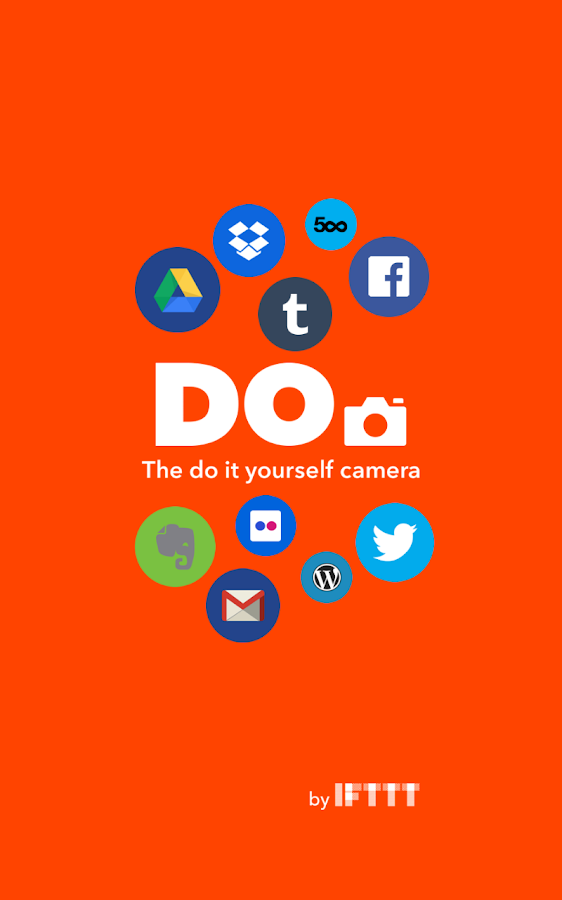 DO Camera by IFTTT- screenshot