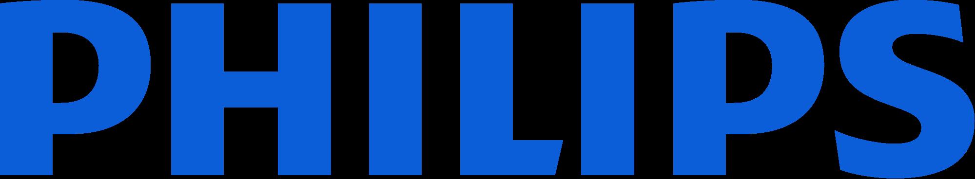 philips logo transparant