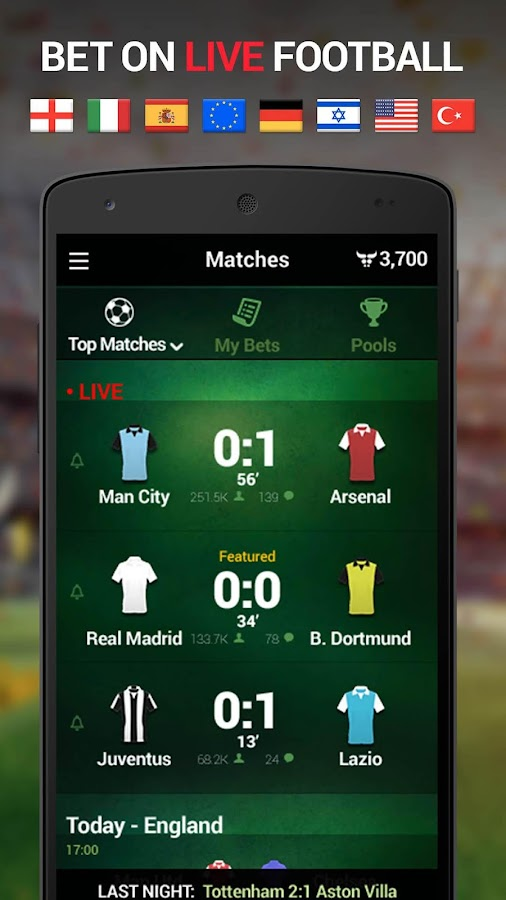Fabula Football - LIVE- screenshot