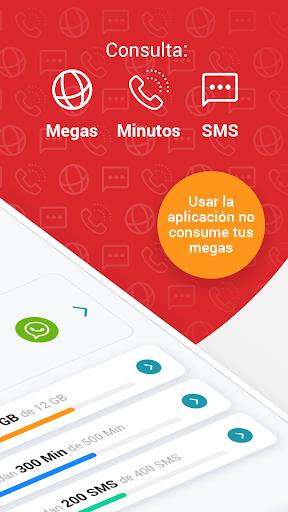 Mi Claro Peru00fa 4.0.1 screenshots 2
