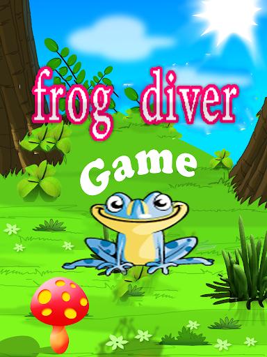 frog diver game