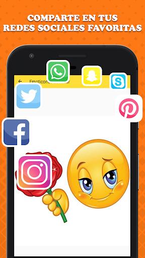 Emoticones para WhatsApp 1.1 screenshots 6