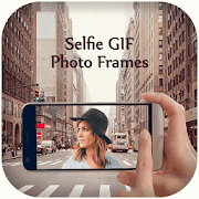 Selfie GIF Photo Frame Editor