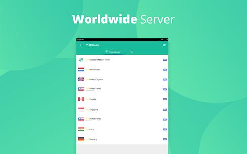 VPN Proxy Master-Free security 10
