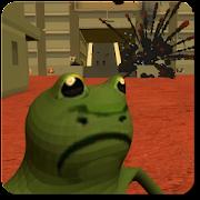 Mars Frog Amazing Simulator