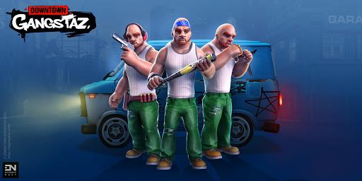 Downtown Gangstaz - Hood Wars android2mod screenshots 9