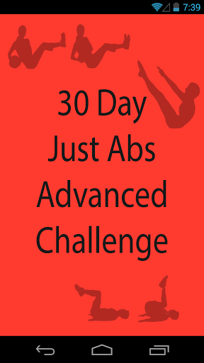 30 Day Just Abs Advanced