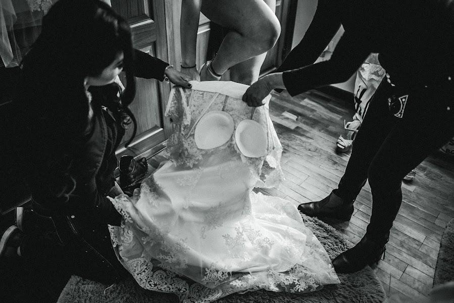 Wedding photographer Valery Garnica (focusmilebodas2). Photo of 28.11.2018