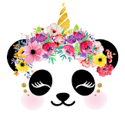Panda Unicorn Wallpapers Cute Backgrounds 1 2 Android