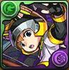 月下の愛猫神のアーマーX龍喚士・エース