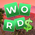 Words to Win: Real Cash Rewards icon