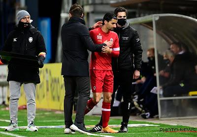 """Inquiétudes pour Refaelov à une semaine du choc contre Charleroi: """"Il voulait absolument jouer"""""""
