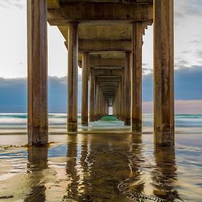 Sunset by Scott Padgett - Buildings & Architecture Bridges & Suspended Structures (  )