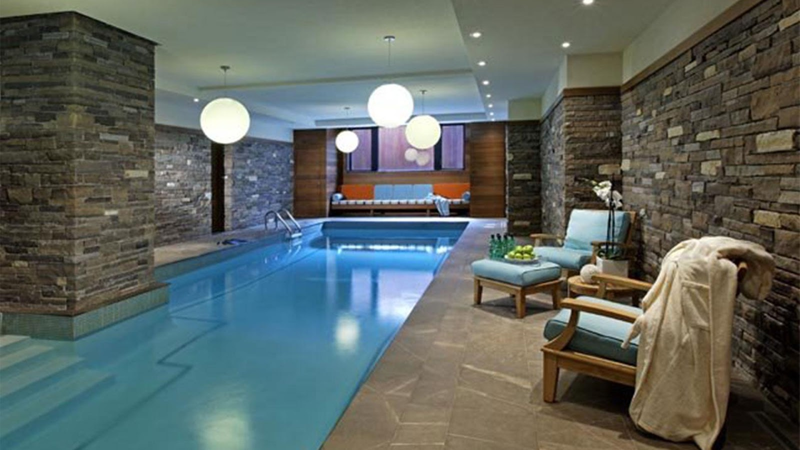 Design with blue tile floor ideas for swimming pool designs for small - How To Design A Pool Pool Design