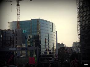 Photo: staví novou budovu Rady