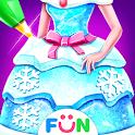 Ice Princess Comfy Cake -Baking Salon for Girls icon