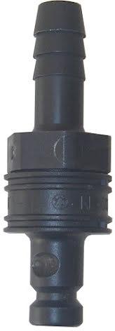 BFS koppling 10mm hane, grå.blå