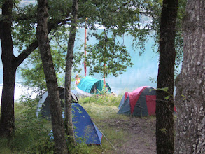 Photo: Notre camping