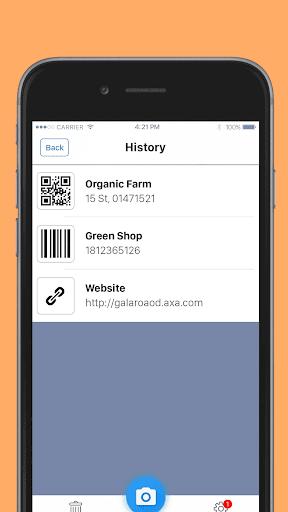 QR code reader - QR code & barcode scanner - Apps on Google Play