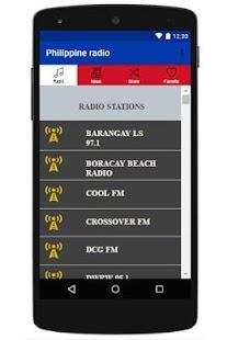 Philippine Radio Stations - náhled