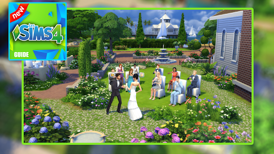 Download the Sims 4 Apk +OBB/Data v16.0 for Android. [2020] 3