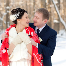 Wedding photographer Andrey Mynko (Adriano). Photo of 13.02.2014
