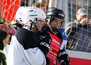Photo: Polar Soccer WM 2011 -Das können auch die Mädels
