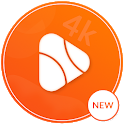 Video Player All Format – Full HD Video Player icon