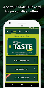 Taste Club - Warner's Budgens- screenshot thumbnail
