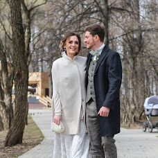 Wedding photographer Olga Solodovskaya (Lumene). Photo of 24.04.2017