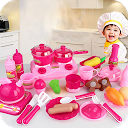 Kitchen Playsets Cooking Food Toy APK