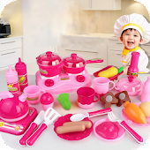 Tải Game Kitchen Playsets Cooking Food Toy