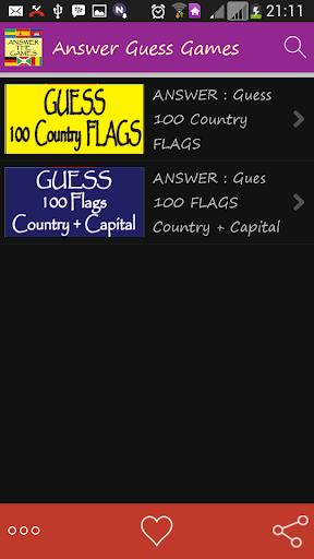 玩免費書籍APP 下載Answer The Games app不用錢 硬是要APP