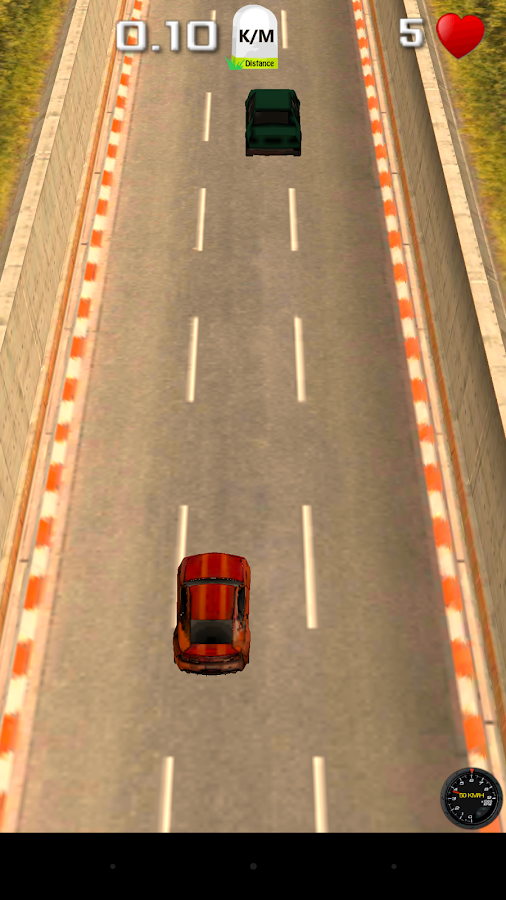 Highway Car Race 3D - Nitro- screenshot