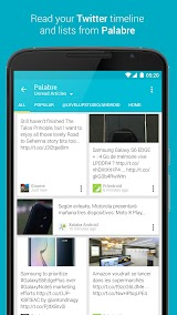 Palabre for Twitter Apk Download Free for PC, smart TV