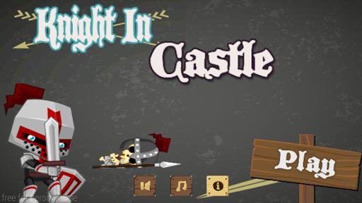 Knight In Castle