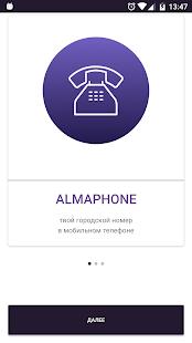 ALMAPHONE - náhled