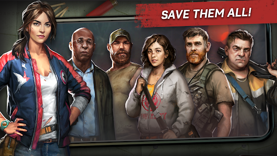 Left to Survive: PvP Zombie Shooter Mod 3.4.0 Apk [Unlimited Equipment + Burst without Shuffle Switch] 6