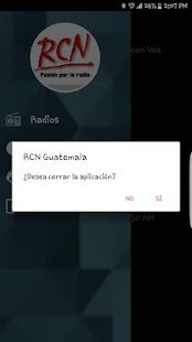 RCN Guatemala- screenshot thumbnail