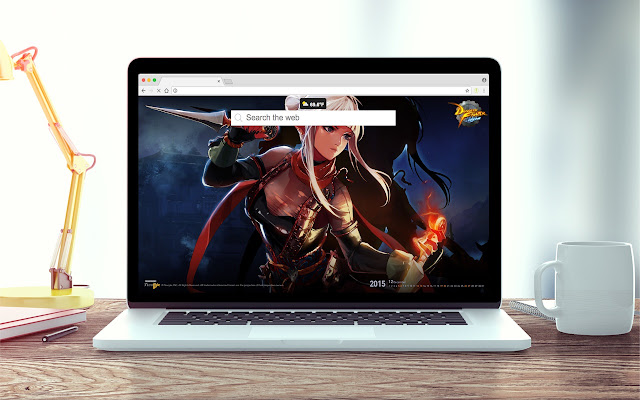 Dungeon Fighter Wallpapers New Tab Theme
